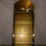 vitrine de bureau de tabac vitrines anciennes guy laurent setruk antiquit s. Black Bedroom Furniture Sets. Home Design Ideas
