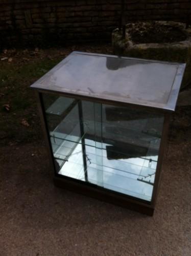 Comptoir vitrine