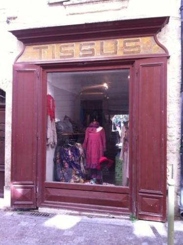 Un joli magasin