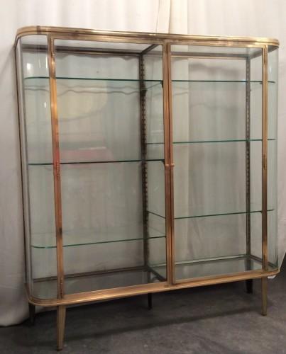 vitrine ancienne de magasin vitrines anciennes guy laurent setruk antiquit s. Black Bedroom Furniture Sets. Home Design Ideas