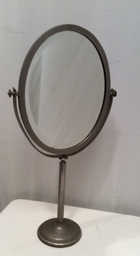 Ancien miroir de magasin.(vendu)