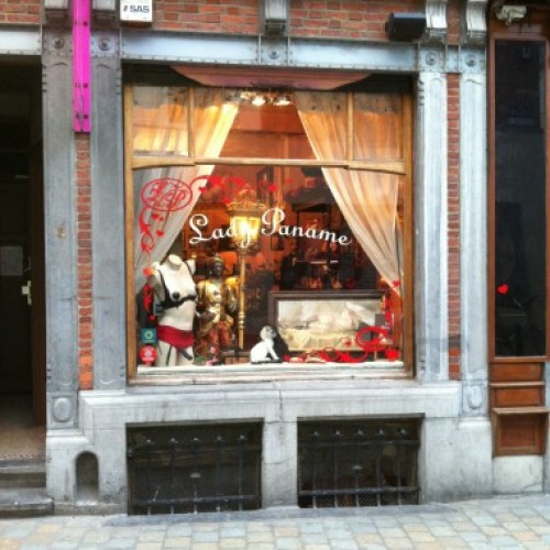 Lady Paname, Bruxelles