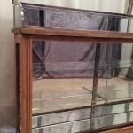 Ancienne vitrine de magasin (réservée)