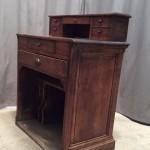 Ancienne caisse de magasin